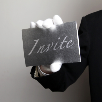 retirement invitations. invitations to retirement